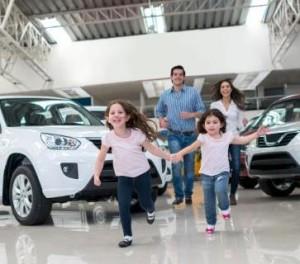 Consejos para elegir el mejor coche familiar.
