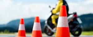 Andar seguro en moto