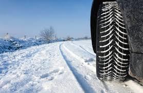 Al volante en invierno