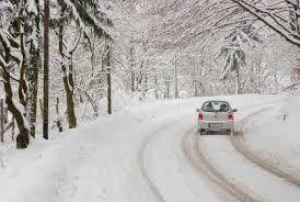Precauciones al volante en invierno