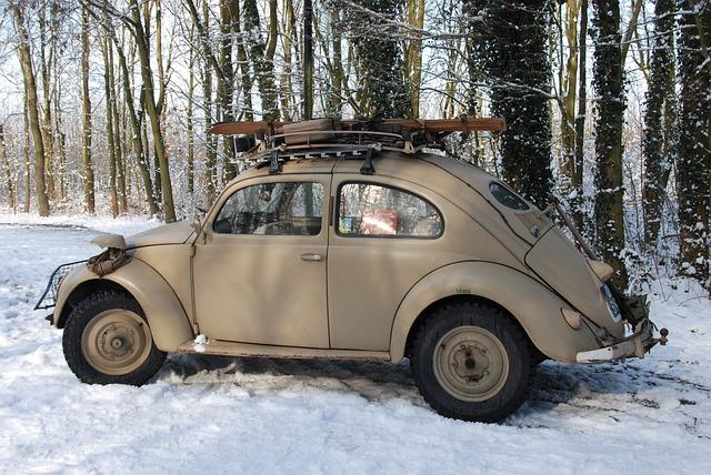 Técnicas para conducir con nieve