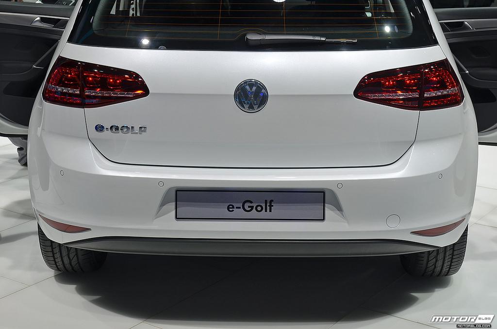 Los mejores coches eléctricos del 2017-golf