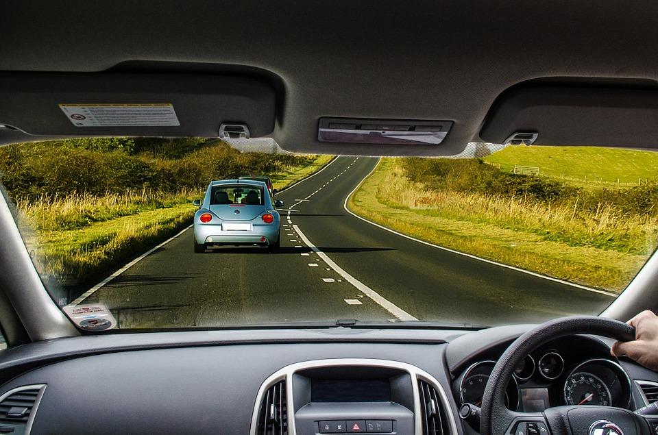 Como conducir en el Reino Unido